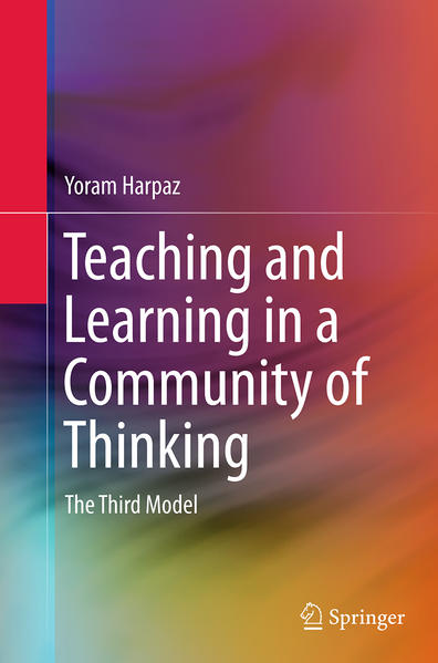 Teaching and Learning in a Community of Thinking - Coverbild