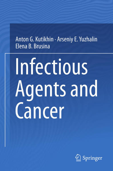 Infectious Agents and Cancer - Coverbild
