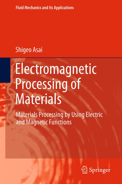 Electromagnetic Processing of Materials - Coverbild