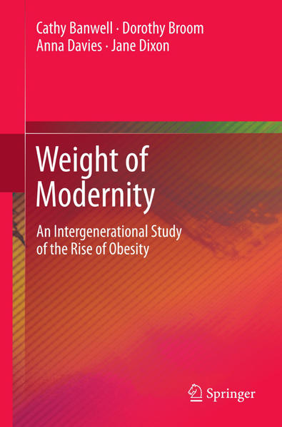 Weight of Modernity - Coverbild