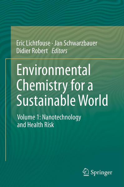 Environmental Chemistry for a Sustainable World - Coverbild