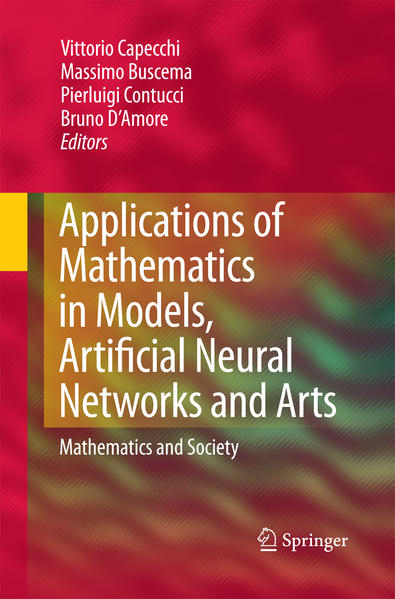 Applications of Mathematics in Models, Artificial Neural Networks and Arts - Coverbild