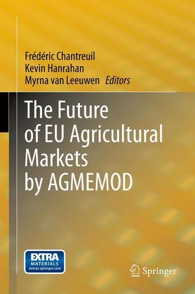The Future of EU Agricultural Markets by AGMEMOD - Coverbild