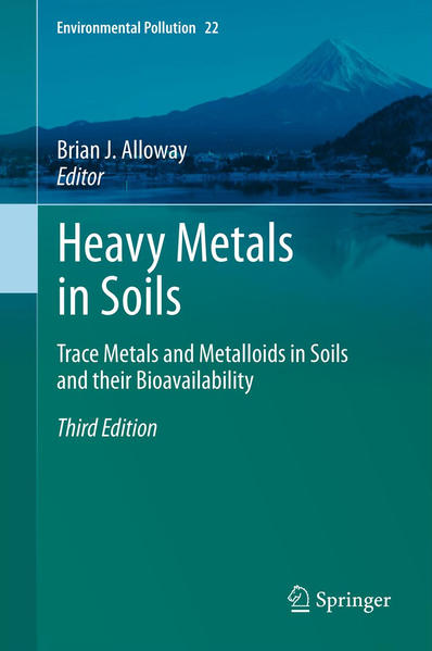 Heavy Metals in Soils - Coverbild