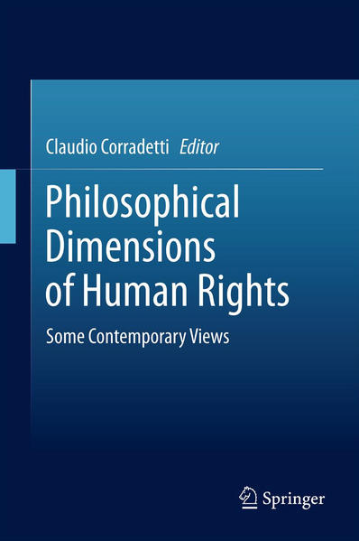 Philosophical Dimensions of Human Rights - Coverbild
