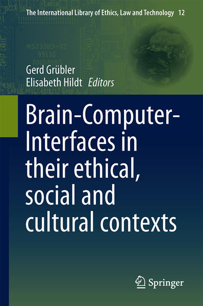 Brain-Computer-Interfaces in their ethical, social and cultural contexts - Coverbild