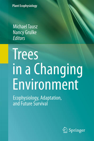 Trees in a Changing Environment - Coverbild