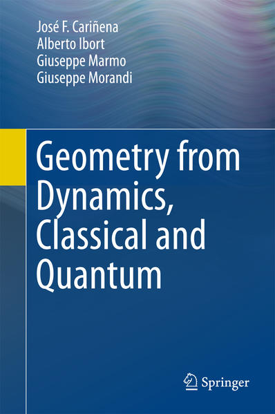 Geometry from Dynamics, Classical and Quantum - Coverbild