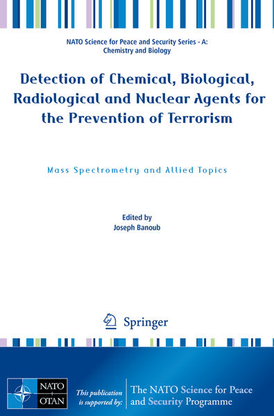 Detection of Chemical, Biological, Radiological and Nuclear Agents for the Prevention of Terrorism - Coverbild