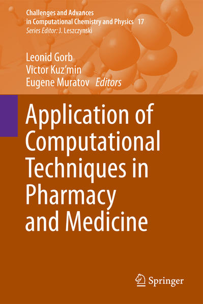 Application of Computational Techniques in Pharmacy and Medicine - Coverbild