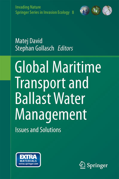 Global Maritime Transport and Ballast Water Management - Coverbild