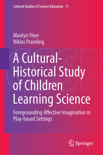 A Cultural-Historical Study of Children Learning Science - Coverbild