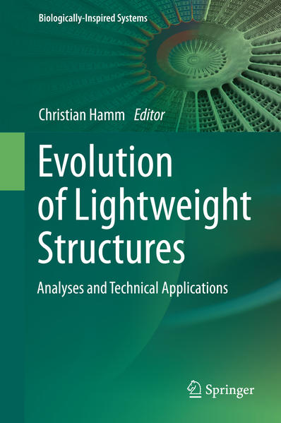 Evolution of Lightweight Structures - Coverbild