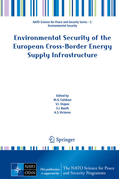 Environmental Security of the European Cross-Border Energy Supply Infrastructure - Coverbild