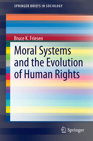 Moral Systems and the Evolution of Human Rights - Coverbild