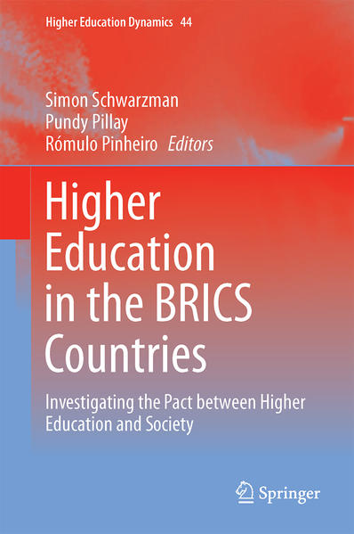 Higher Education in the BRICS Countries - Coverbild