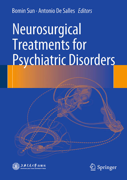 Neurosurgical Treatments for Psychiatric Disorders - Coverbild