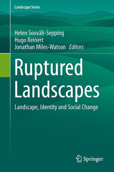 Ruptured Landscapes - Coverbild