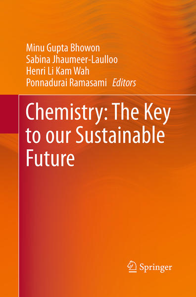 Chemistry: The Key to our Sustainable Future - Coverbild