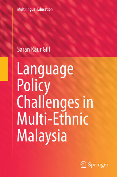 Language Policy Challenges in Multi-Ethnic Malaysia - Coverbild