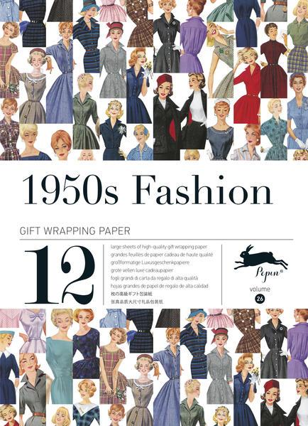 1950s Fashion - Coverbild