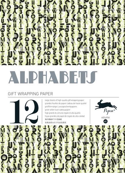 Alphabets - Coverbild