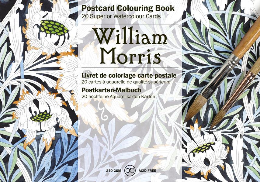 William Morris - Coverbild