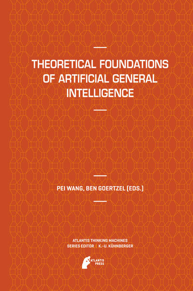 Theoretical Foundations of Artificial General Intelligence - Coverbild