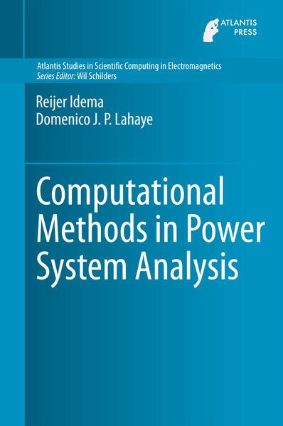 Computational Methods in Power System Analysis PDF Herunterladen