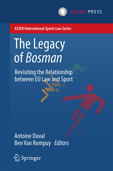 The Legacy of Bosman - Coverbild