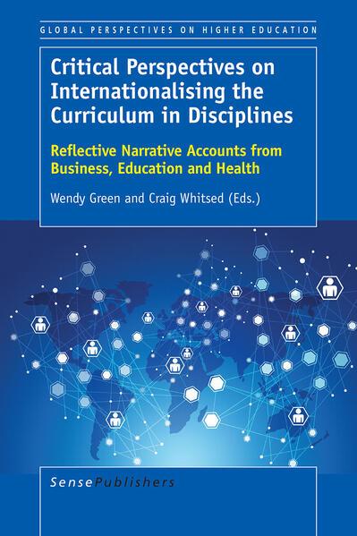 Critical Perspectives on Internationalising the Curriculum in Disciplines - Coverbild