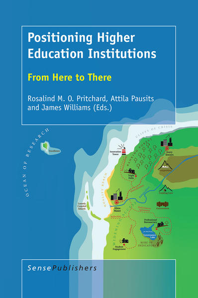 Positioning Higher Education Institutions - Coverbild
