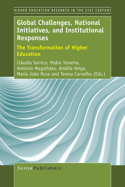 Global Challenges, National Initiatives, and Institutional Responses - Coverbild