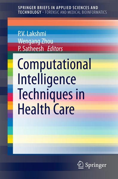 Computational Intelligence Techniques in Health Care - Coverbild