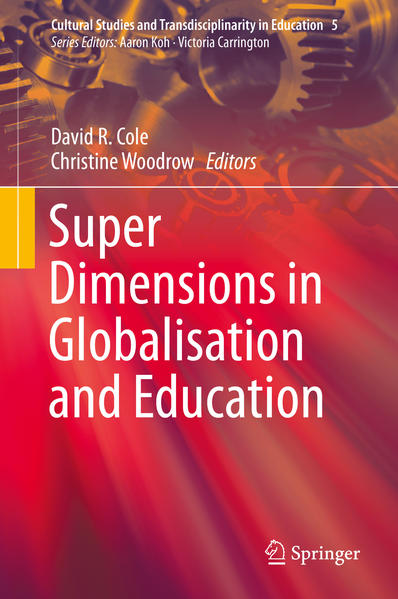 Super Dimensions in Globalisation and Education - Coverbild