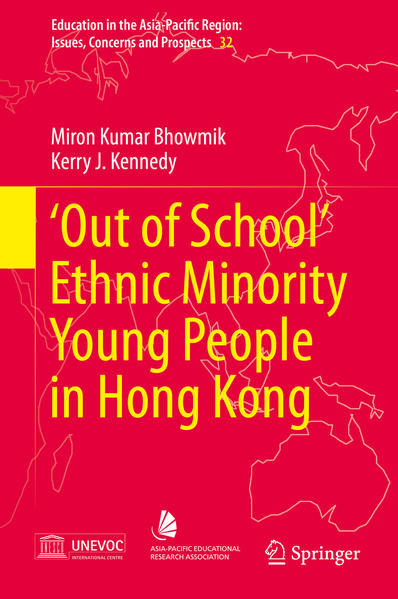 'Out of School' Ethnic Minority Young People in Hong Kong - Coverbild