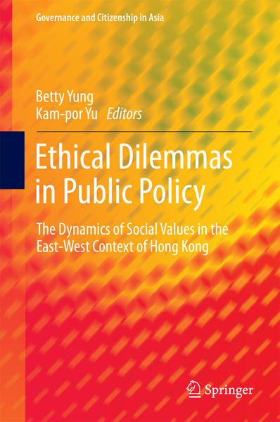 Ethical Dilemmas in Public Policy - Coverbild