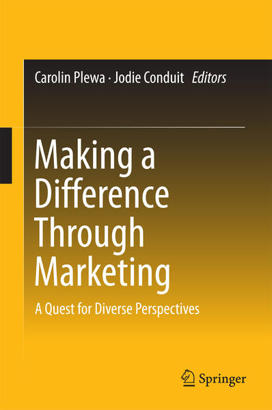 Making a Difference Through Marketing - Coverbild