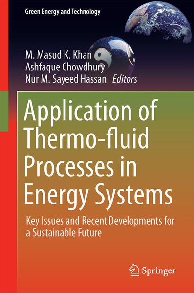 Application of Thermo-fluid Processes in Energy Systems - Coverbild