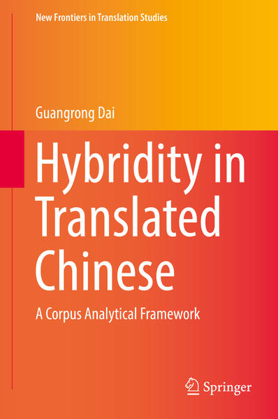 Hybridity in Translated Chinese - Coverbild
