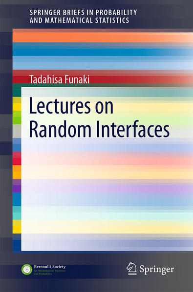 Lectures on Random Interfaces - Coverbild