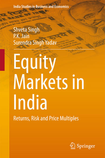 Equity Markets in India - Coverbild