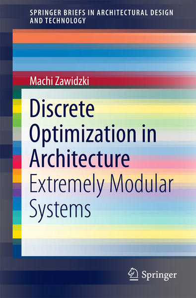 Discrete Optimization in Architecture - Coverbild