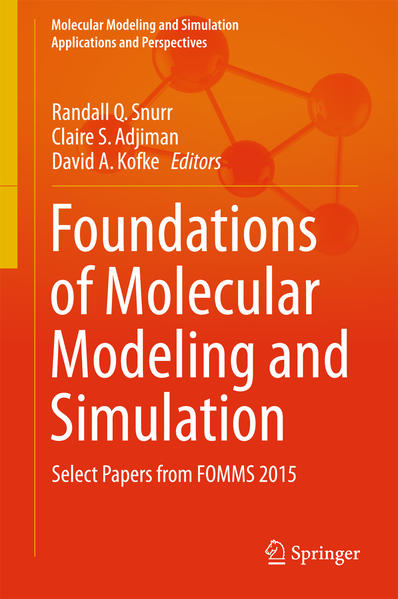 Foundations of Molecular Modeling and Simulation - Coverbild