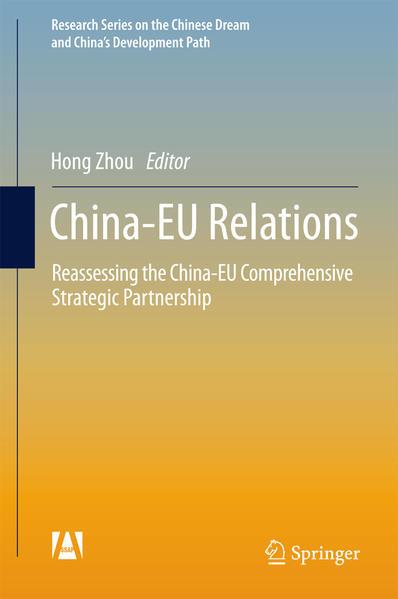 China-EU Relations - Coverbild