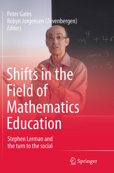Shifts in the Field of Mathematics Education - Coverbild