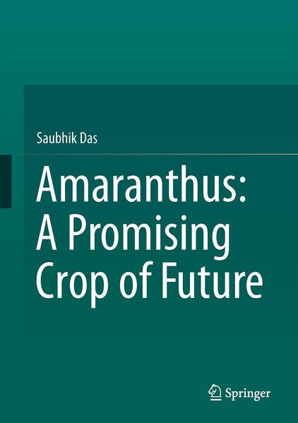 Amaranthus: A Promising Crop of Future - Coverbild