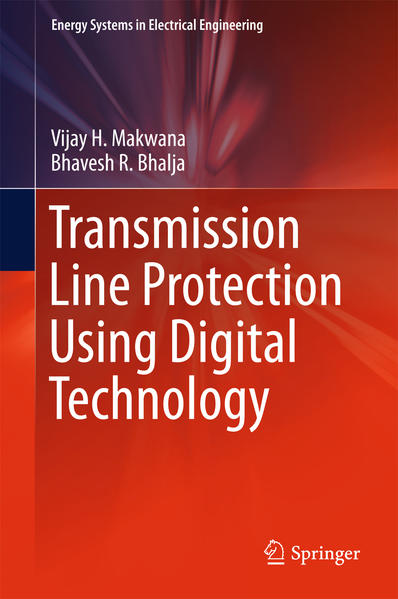 Transmission Line Protection Using Digital Technology - Coverbild
