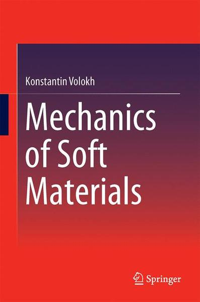 Mechanics of Soft Materials - Coverbild