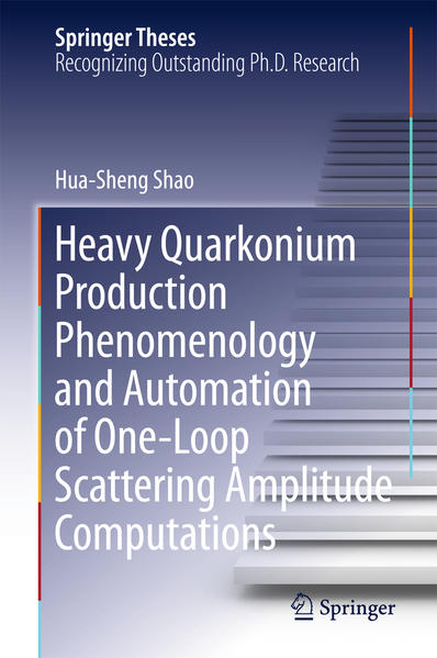 Heavy Quarkonium Production Phenomenology and Automation of One-Loop Scattering Amplitude Computations - Coverbild